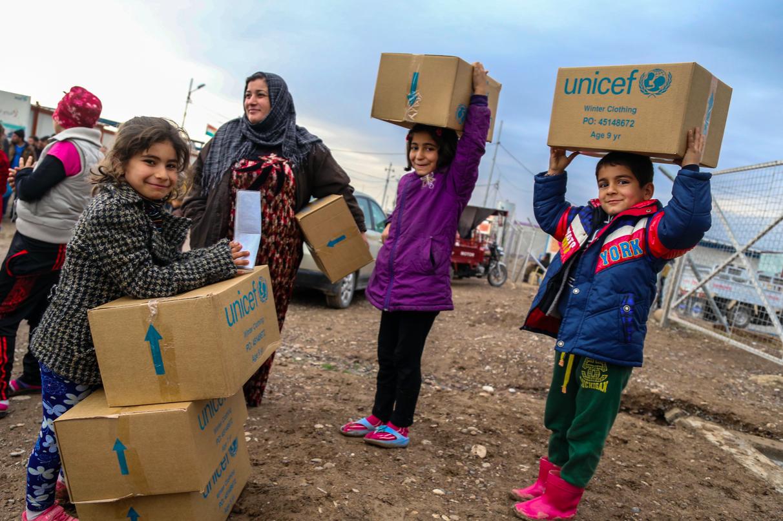 """UNICEF """"Prezenty bez Pudła"""""""