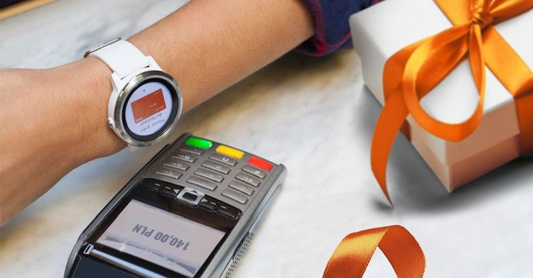 ING udostępnia Garmin Pay także dla kart kredytowych