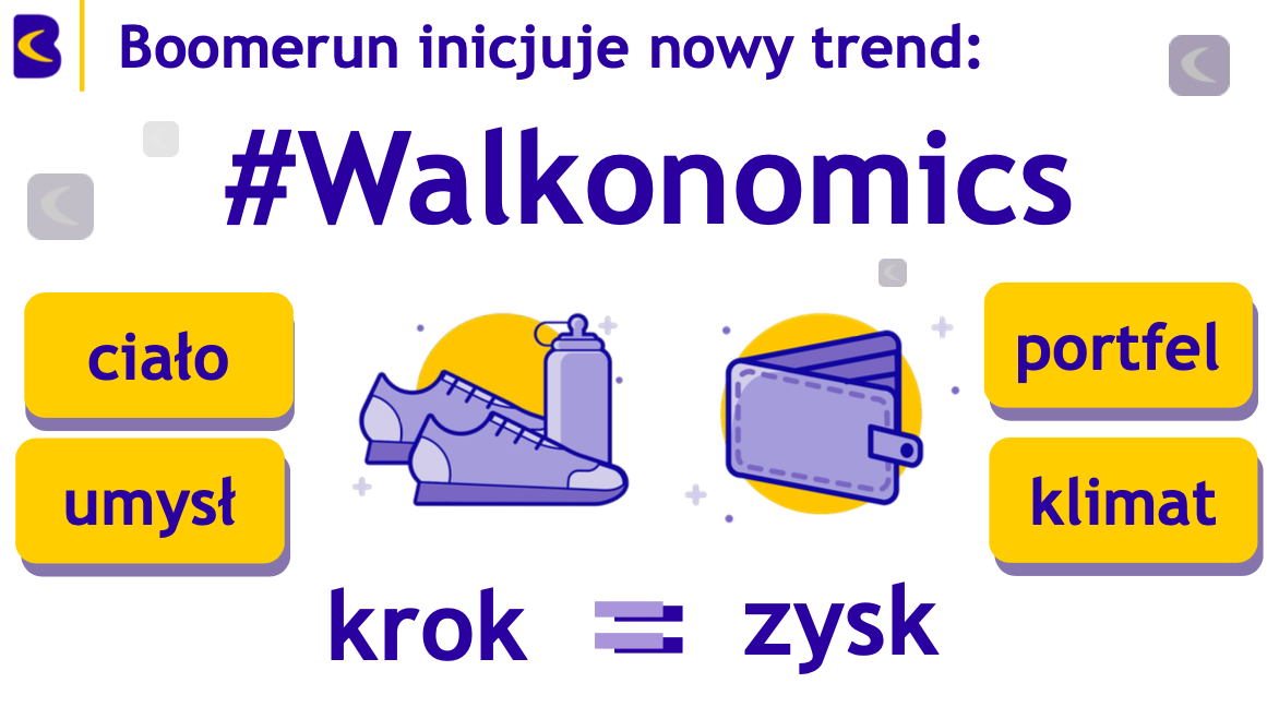 Walkonomics - Boomerun
