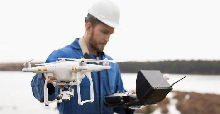 Telekomy przetestują działanie dronów w sieci 5G