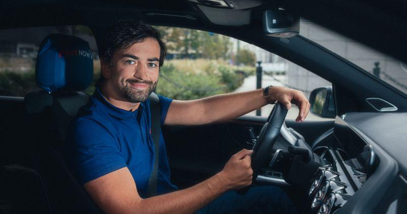 Free Now rekrutuje kierowców Ubera. Chcą zaoferować lepsze warunki