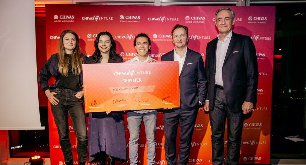 Poznaliśmy zwycięzcę polskiej edycji Chivas Ventures 2020