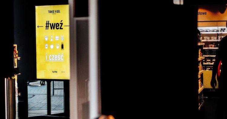 Samoobsługowy sklep Take&Go pojawi się w Warszawie