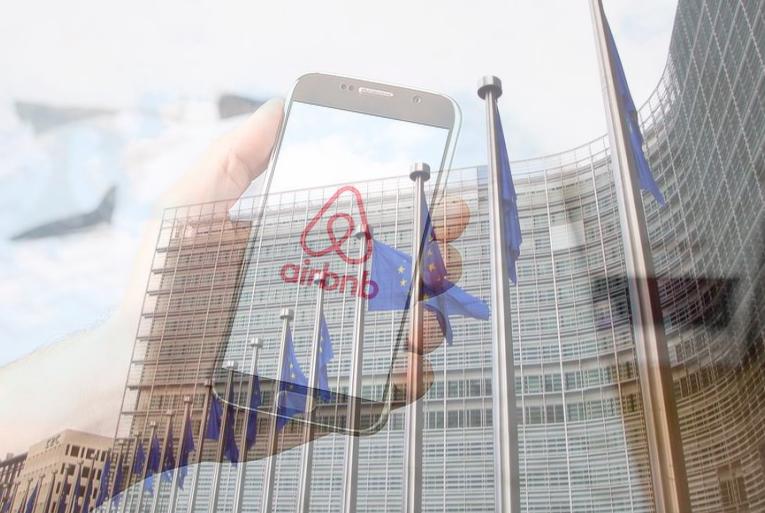 Airbnb Komisja Europejska