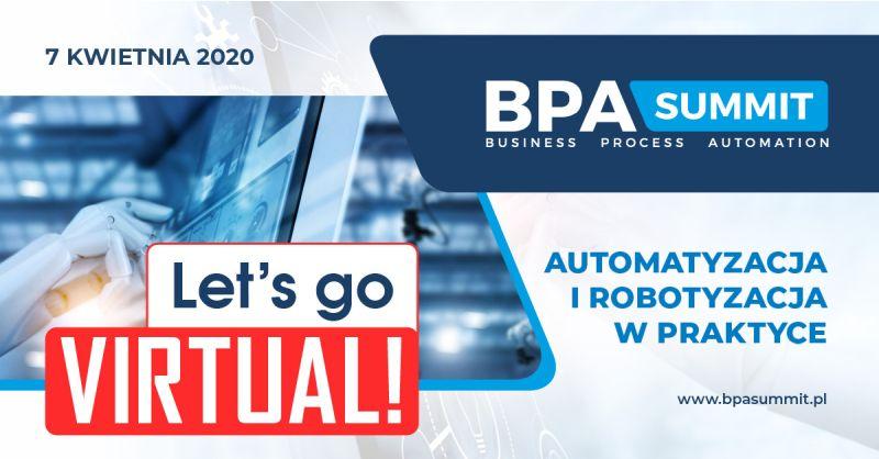 BPA Summit 2020 online