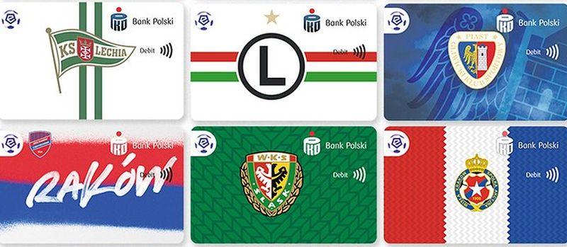 Nowe karty dla fanów Ekstraklasy od PKO BP. Do wygrania specjalne nagrody