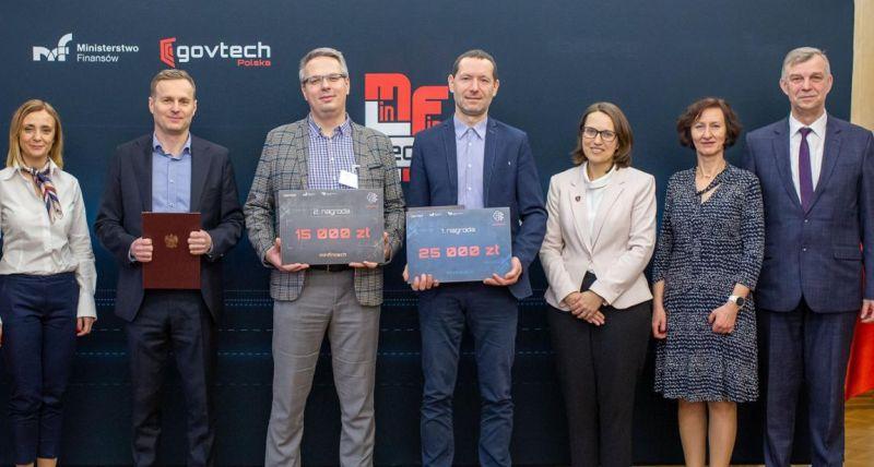 Znamy zwycięzców wyzwań w konkursie MinFinTech