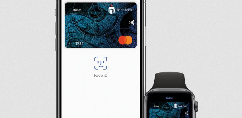 PKO BP udostępnia Apple Pay i Garmin Pay dla kart firmowych