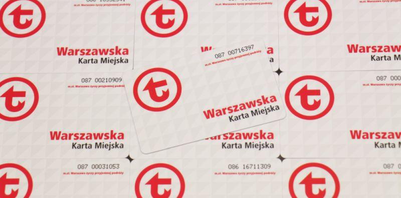 Warszawski ZTM pozwoli zawiesić kartę miejską ze względu na koronawirusa. Źródło: Facebook Warszawski Transport Publiczny
