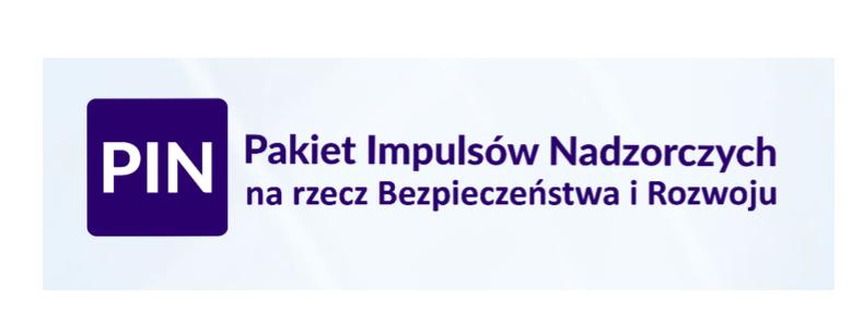 UKNF PIN - Pakiet Impulsów Nadzorczych