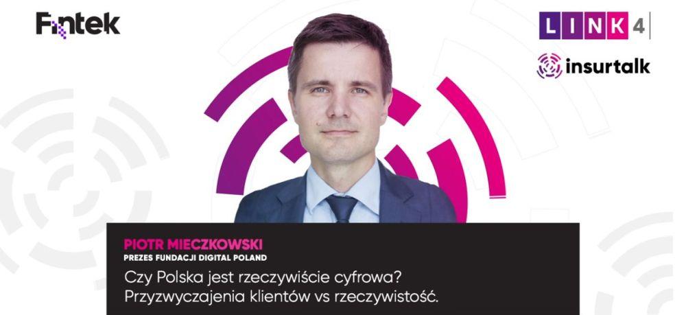 InsurTalk #2. Czy Polska jest rzeczywiście cyfrowa?