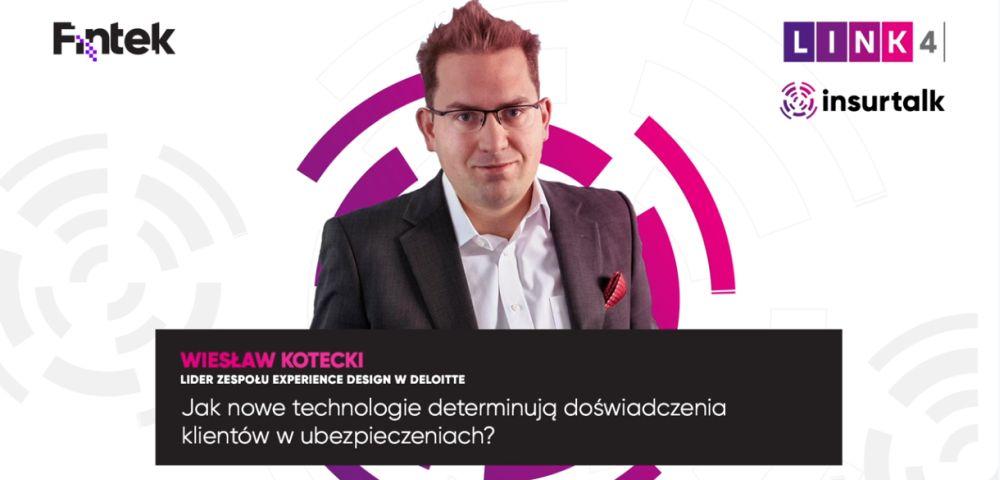 InsurTalk #3. Jak nowe technologie wpływają na oczekiwania klientów?