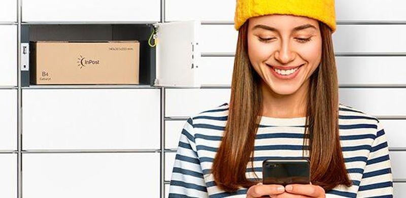 Aplikacja InPost ma już 4 mln użytkowników. Źródło: InPost