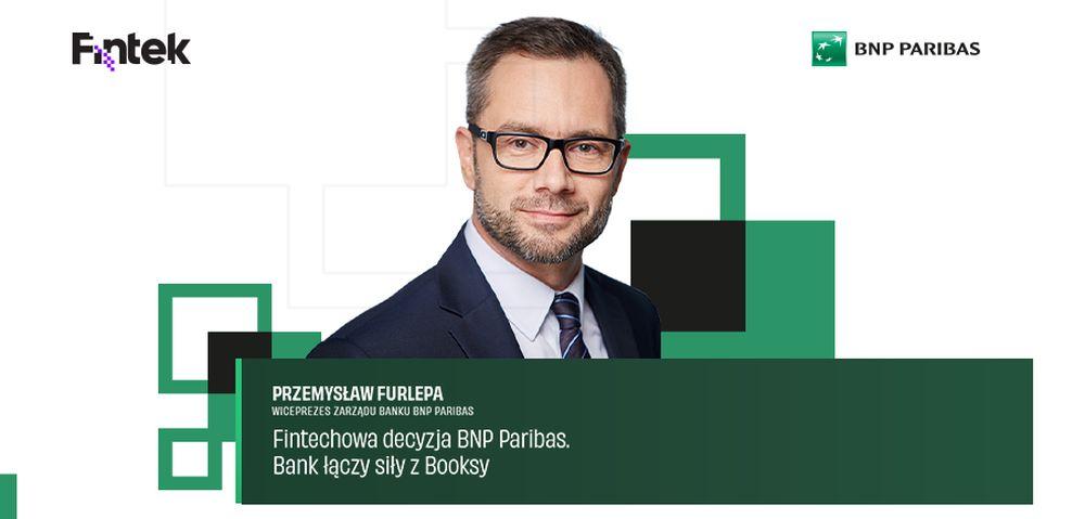 Podcast #2. Fintechowa decyzja BNP Paribas. Bank łączy siły z Booksy