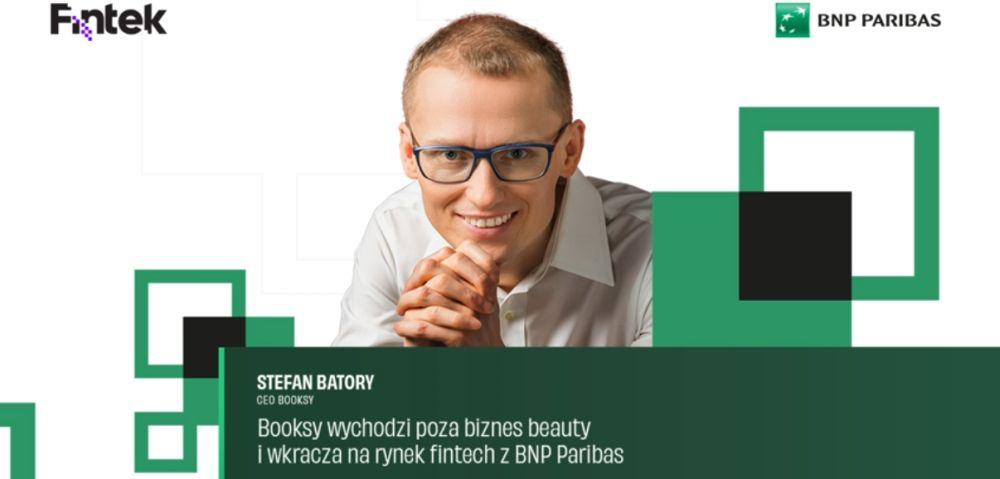 Podcast #3. Booksy wychodzi poza biznes beauty i wkracza na rynek fintech z BNP Paribas
