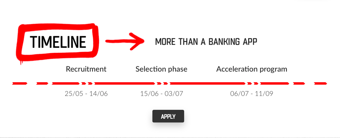 More than a banking app
