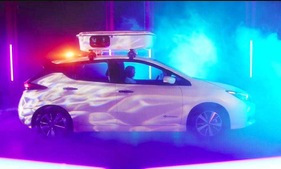 Nissan e-kontrola