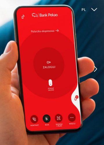 Nowa wersja aplikacji PeoPay od Banku Pekao