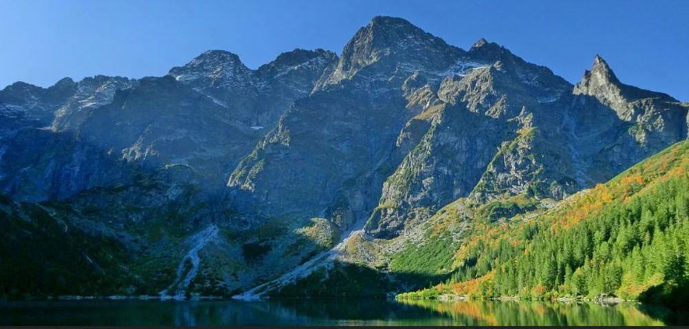 Bilet do Tatrzańskiego Parku Narodowego można kupić online