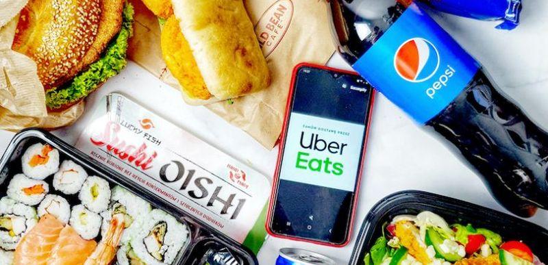 Uber Eats dostarczy zakupy ze stacji BP