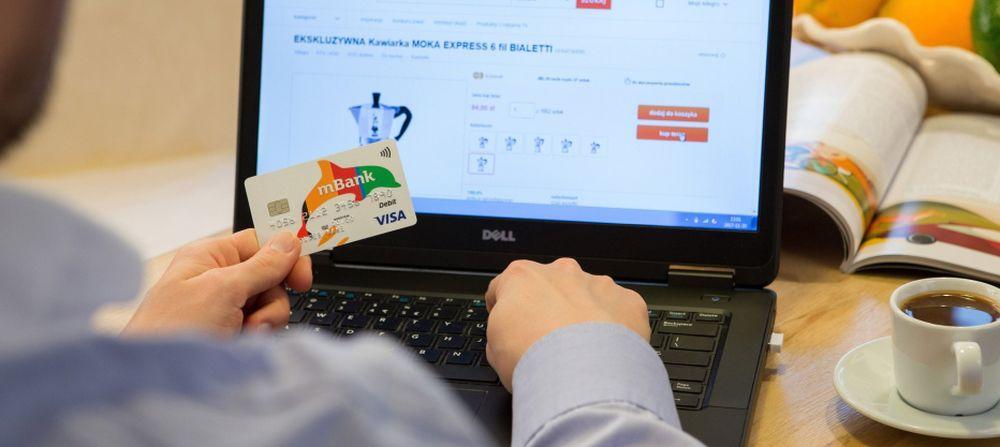 mBank pomoże otworzyć sklep internetowy