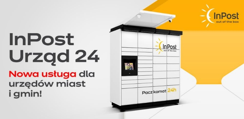 Urzędowe paczkomaty InPostu dostępne dla mieszkańców Krakowa