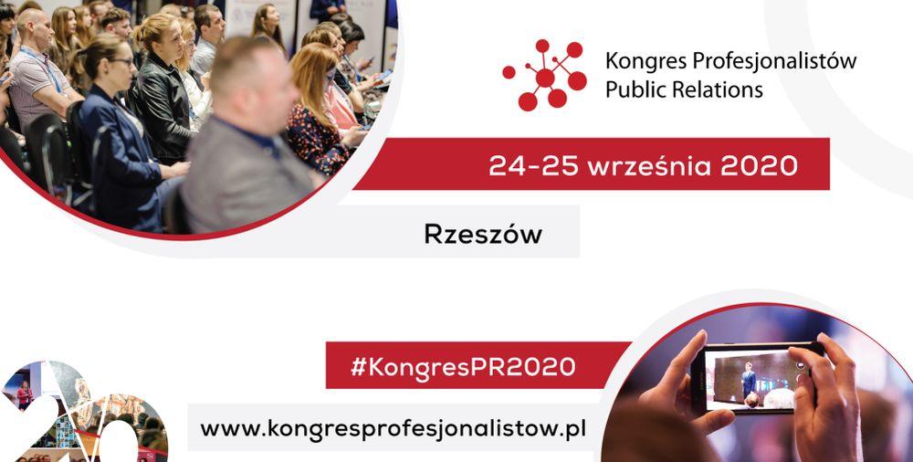 XX Kongres Public Relations w Rzeszowie