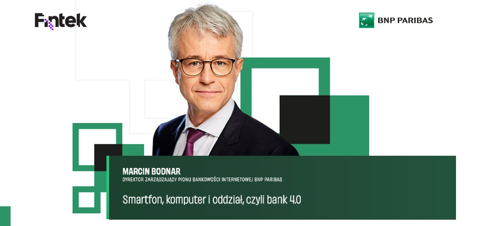 Podcast #4. Smartfon, komputer i oddział, czyli bank 4.0