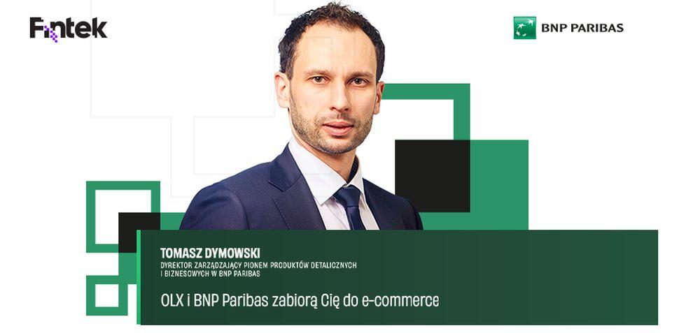 Podcast #3. OLX i BNP Paribas zabiorą Cię do e-commerce