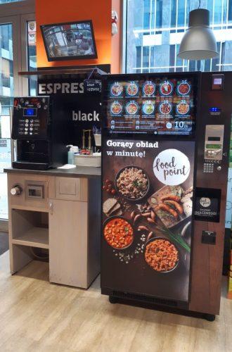 Nowe automaty w sklepach Carrefour Express