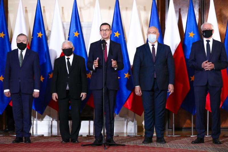 Nowy rząd Morawieckiego