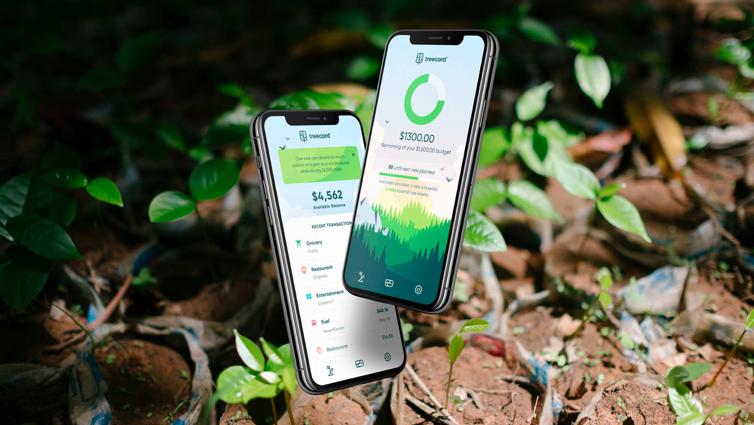 TreeCard fintech app
