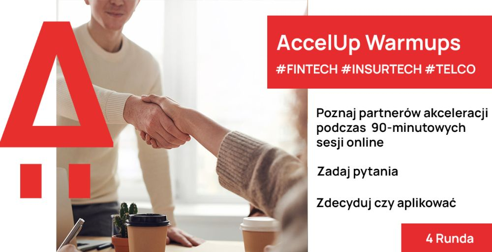 Trwa nabor do ostatniej rundy programu AccelUp