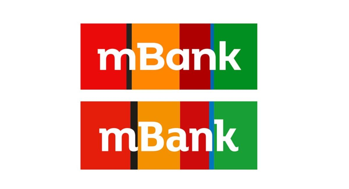 mBank nowe logo