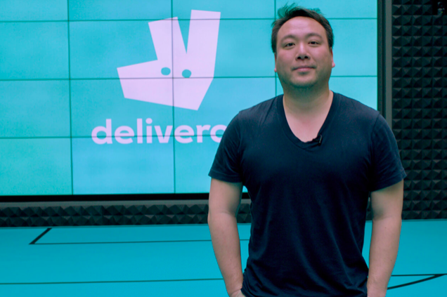 Will Shu, Deliveroo